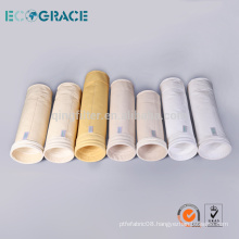 High quality low price Homopolymer acrylic filter bags felt