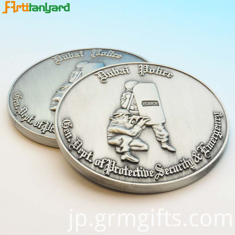 Metal Coin Token