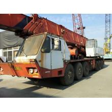 80ton Equipo de elevación hidráulico de grúa de camión Grove usado (TMS800B)