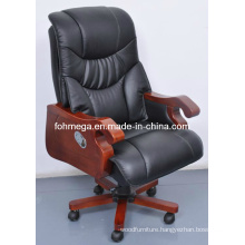 Genuine Leather Executive Office Chair Throne Chair (FOH-B8001)