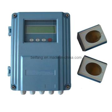 Flujómetro de ultrasonido fijo