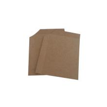 Recyclable Kraft Paper Cardboard Paper Pallet Slip Sheet For Transport Packaging