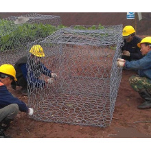 hesco gabion box galvanized gabion basket gabion wall