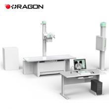 Медицинский видах портативный рентгеновский аппарат с электромагнитным плавающей кровать