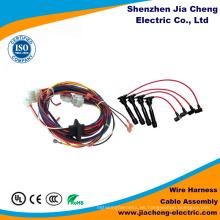 Ensamblaje de cables con arnés de cableado LED