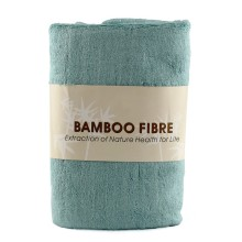 100% Natural bamboo fiber face towel