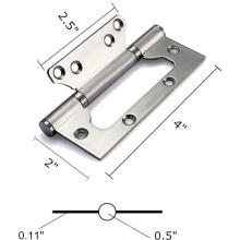 Hardware Stainless Steel Swivel Hinge