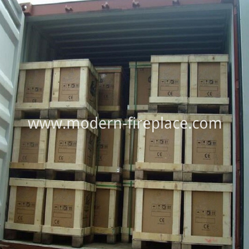 Sale Steel Plate Wood Stoves Packaging