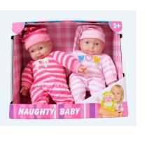 Naughty Baby Puppe Spielzeug mit Best Material