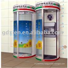CN Automatic ATM bank door