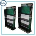 Suportes de exposição portáteis do livro do cartão, compartimentos do suporte de exposição do cartão