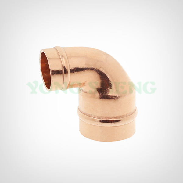 Copper Fitting Reducer Elbow