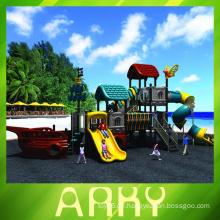Kiddie Piratenschiff Outdoor Spielplatz