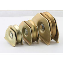 Hot and Popular Double Pulley Gate Wheels for Gate Hardware