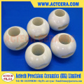 High Precision Dn25 Zirconia Ceramic Ball Valve