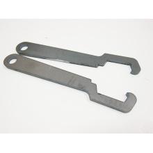 Llaves de llave universal de corte por láser de metal personalizado