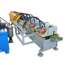 Automatic Light Gauge Steel T Bar Grid Roll Forming Making Machine Price