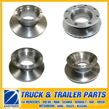 Over 100 Items Trailer Parts of Brake Disc for Ror