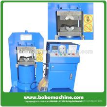 máquina de prensa de manga de cable