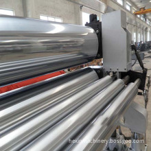 cast steel convey glass roll