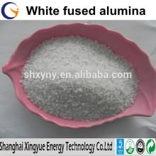 alumine fondue blanche / oxyde d'aluminium blanc / corindon blanc pour abrasif sable