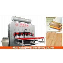 Laminierbodenherstellungsmaschinen / Parkettmaschinen