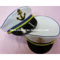 Captain Boating Sailor Sea Navy Marine Hat Cap Party