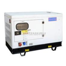 Generador diesel silencioso de Kusing K30080 50Hz 10kVA