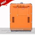 Gerador diesel silencioso portátil 5kw