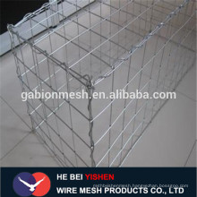 Hot dipped welded mesh galvanized wire mesh gabion