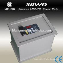 Caja fuerte oculta instalar en piso o pared
