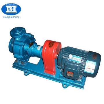 High temperature centrifugal hot oil circulating pump