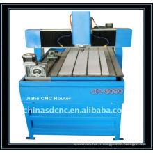 Machine de découpage de JK-6090 cylindre bois
