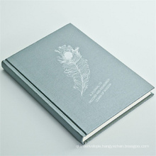 Hot Sale Customzied Art Paper Hardcover Notebook