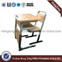 College Furniture Wooden School Desk Chair (HX-5CH238)