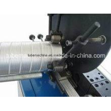 Tubo de aluminio, máquina de conducto flexible de papel de aluminio (ATM-300, ATM300A)