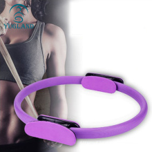 yugland Toning Magic Circle with Exercise stackable metal eco pilates ring