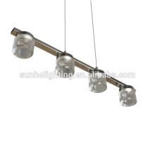 Популярные светодиодные хрустальный шар подвесного света привели подвесные светильники потолочные светильники