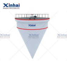 Espessador profundo eficiente do cone / equipamento do engrossamento / introdução do grupo do espessador da mineração