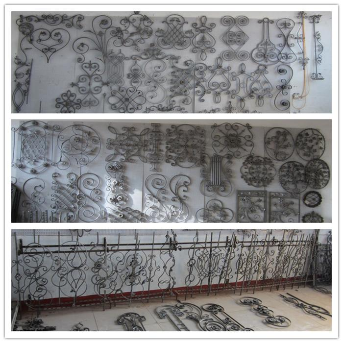 Decorative Wrought Iron