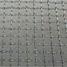 Galvanizado / Cobre / Aço Inoxidável Prensado Wire Mesh