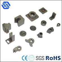Le métal a tourné les pièces de moulin de commande numérique par ordinateur d'OEM de haute précision de pièces