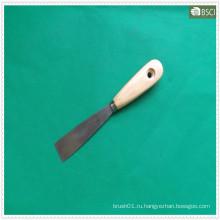 Lydz-0017 Хлопок Дерево Зеркальная полировка Шпаклевка Нож
