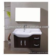 hotel modern style bathroom cabinet vanities
