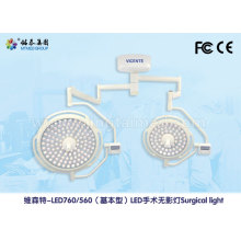 Mingtai VICENT 760/560 baisc model medical led light