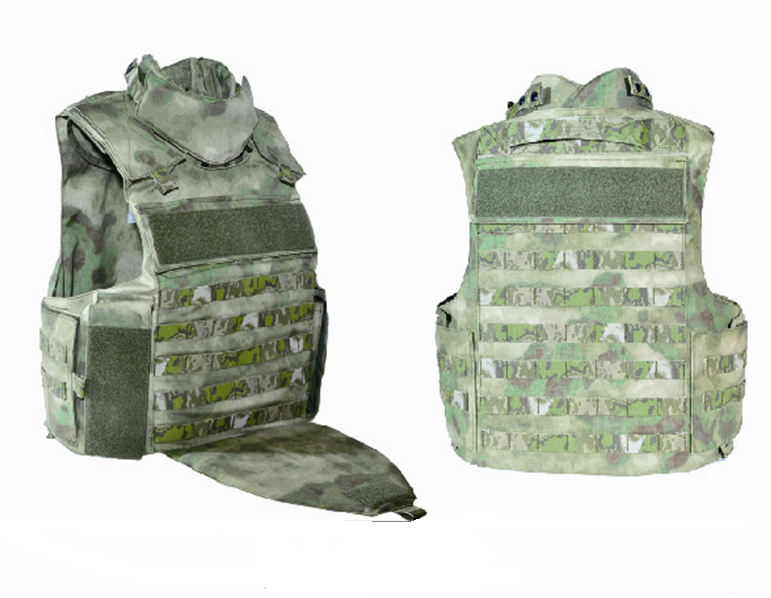 High Strength Ballistic Vest