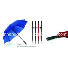 Manual Open Straight Rain and Sun Golf Umbrella (YSGO0001)