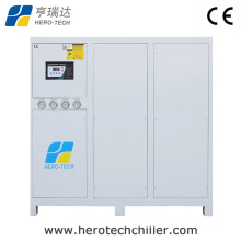 30tr/100kw Water Cooled Scroll Chiller for Extrusion Machine