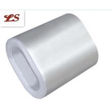 Nós tipo mangas ovais de alumínio