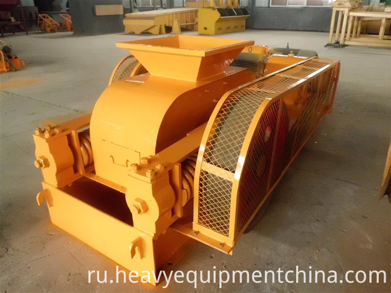Two Roller Crusher
